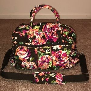 Vera Bradley Weekender Bag EUC